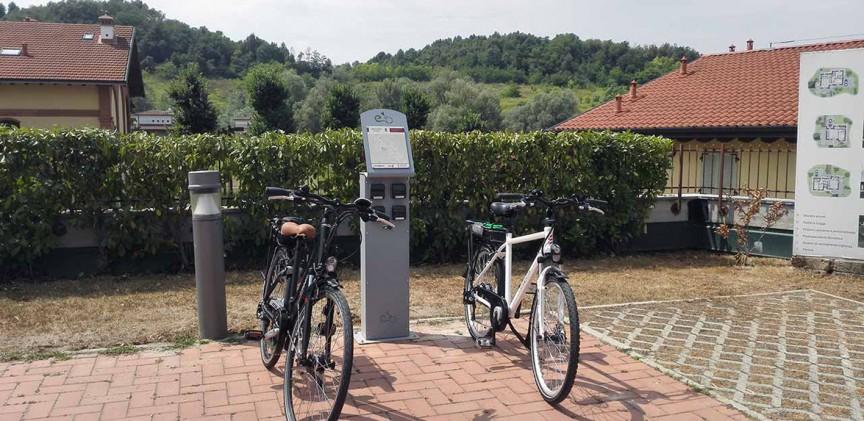 Punto Service Colonnine di ricarica e- bike