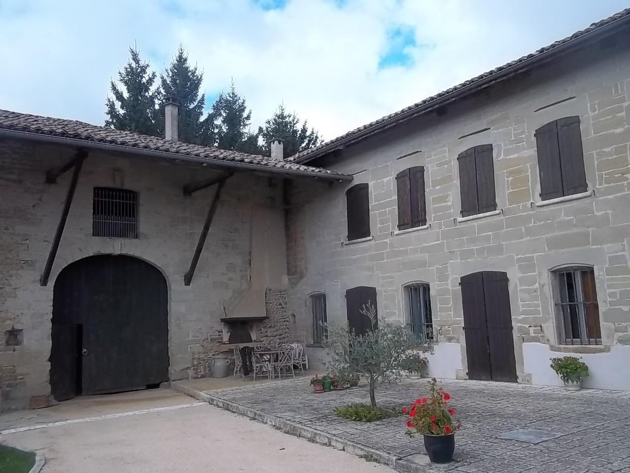 Ancienne maison des gardes du chateau