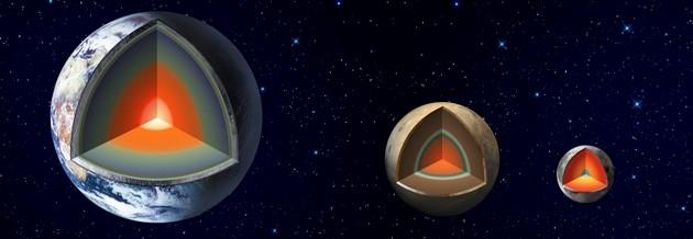 Die geheime Botschaft zwischen Erde Mars und Mond