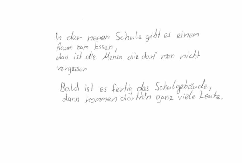 Gedicht von Malu Singer