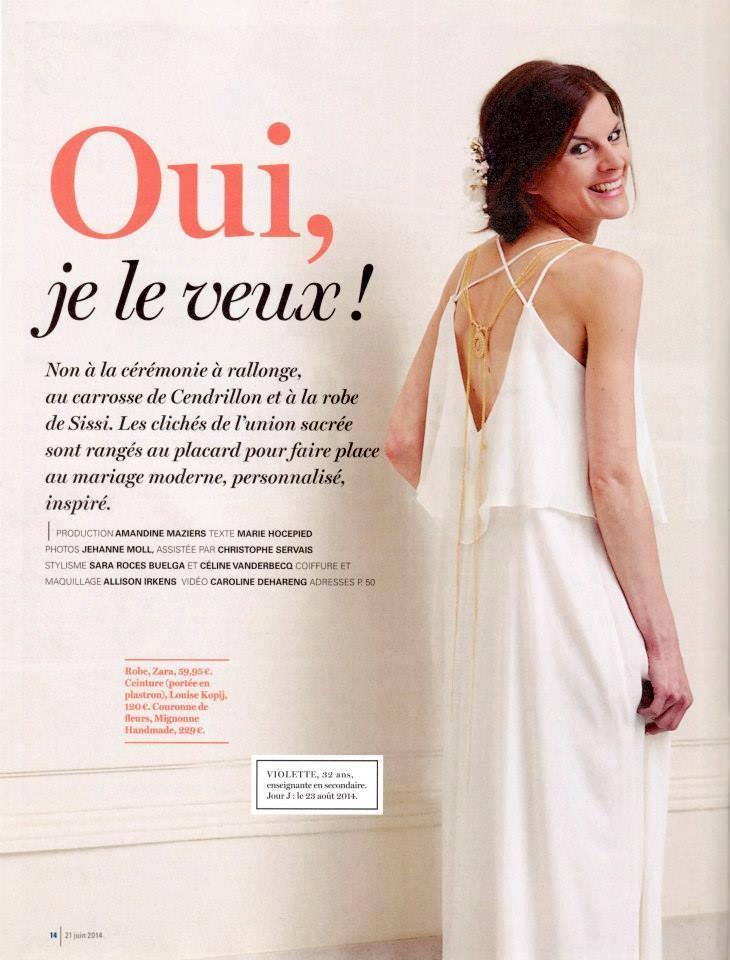 Victoire magazine || juin 2014