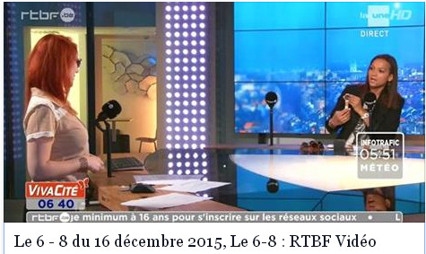 Le 6 - 8 VivaCité || Décembre 2015 || http://www.rtbf.be/video/detail_le-6-8?id=2068241
