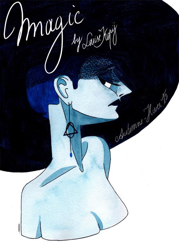 Illustration par Manka - http://mankaleidoscope.blogspot.be/