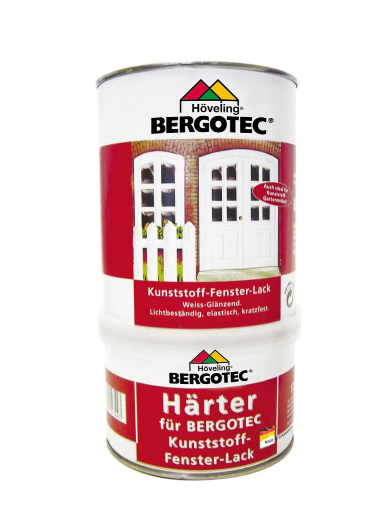 Bergotec Kunststoff Fenster Lack Standard