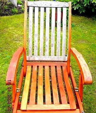 Bergotec Teak-Auffrischer - für natürliche Schönheit und Farbe des Holzes
