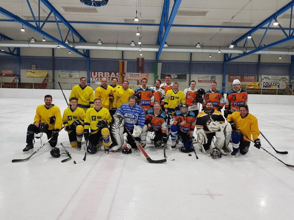 Training am 08.03.2019 mit neuen Jungen und alten Freunden;)