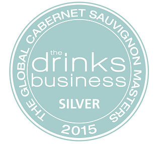 Silbermedaille, The Global Cabernet Sauvignon Masters 2015