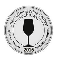 Int. Wine Contest Bucharest  2016