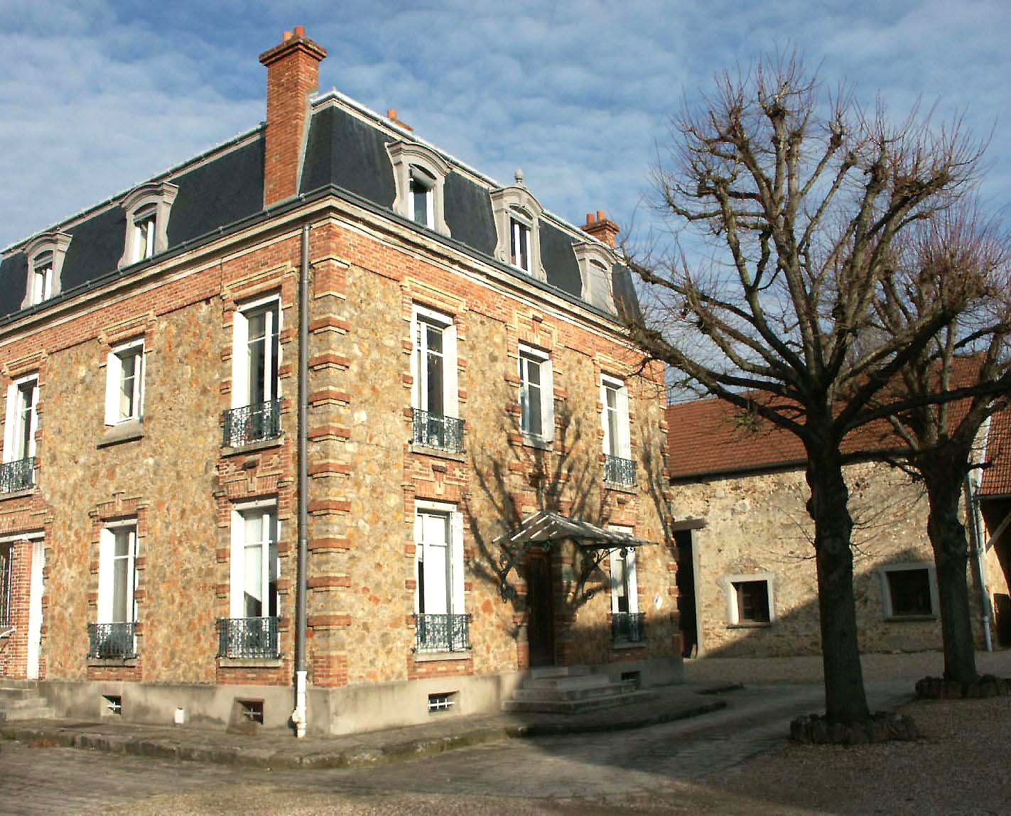 Ferme de Moulon (photo © Dominique de Vienne)