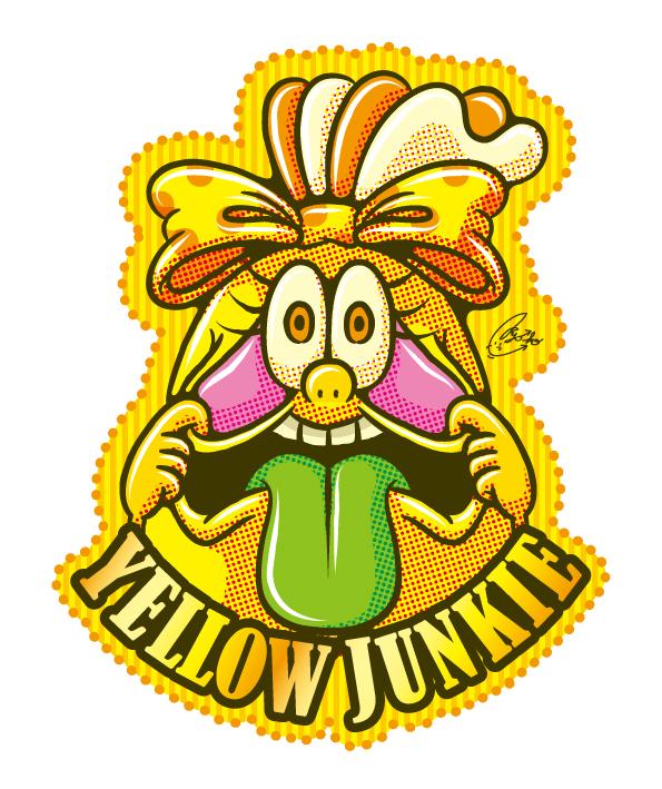 YELLOW JUNKIE「キイコあっかんべぇ」