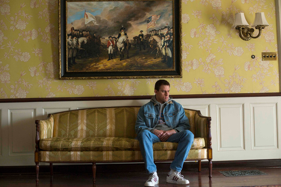 Foxcatcher-Film-Channing Tatum-Koch Media-kulturmaterial