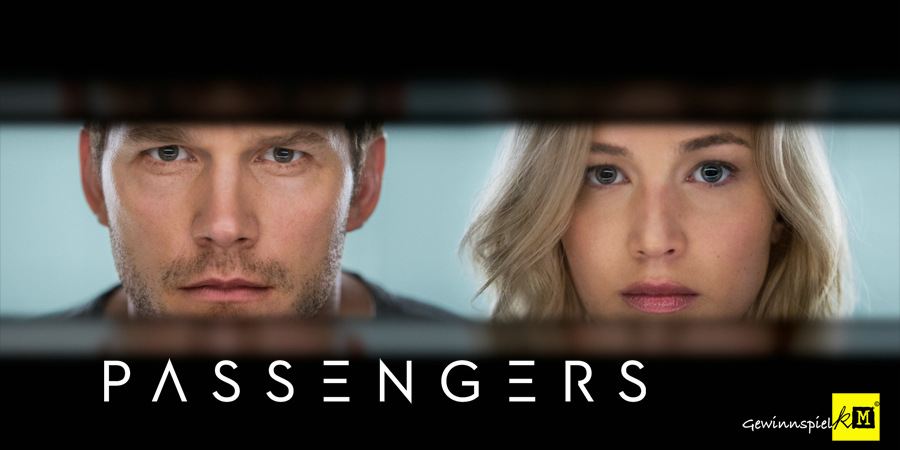 Jennifer Lawrence - Passengers - 2016 Columbia TriStar - SONY - kulturmaterial