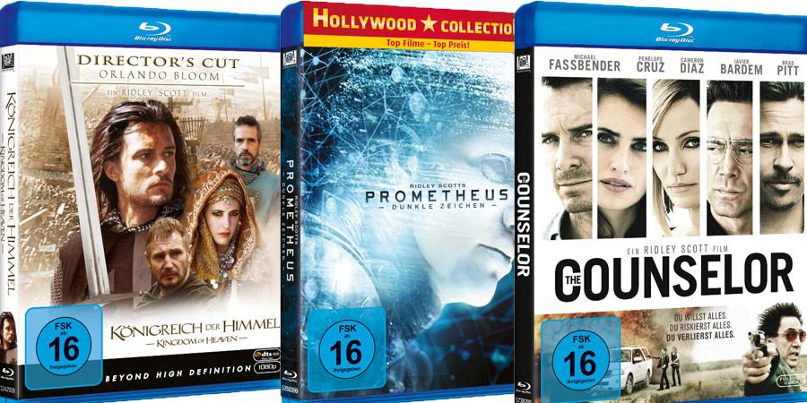 Exodus-Götter und Könige-Ridley Scott-Twentieth Century Fox-kulturmaterial-Gewinnspiel