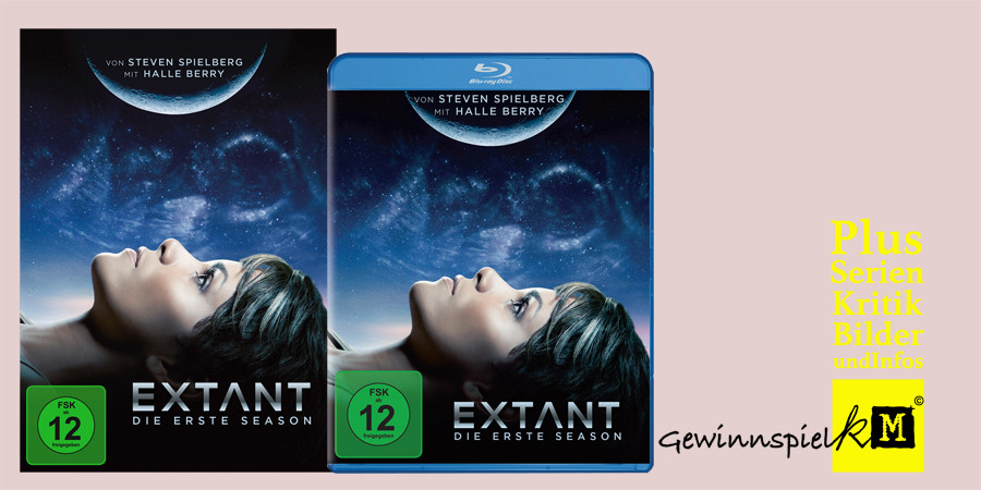 Extant Serie - Halle Berry - Paramount - kulturmaterial