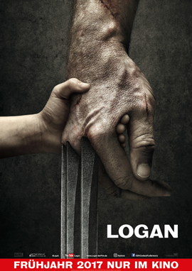 Logan The Wolverine - Fox Kino - kulturmaterial