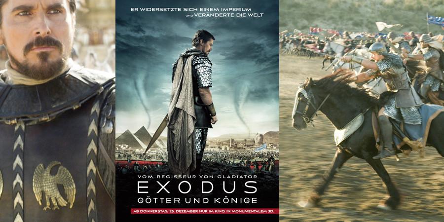 Exodus Götter und Könige-Ridley Scott-Twentieth Century Fox-kulturmaterial
