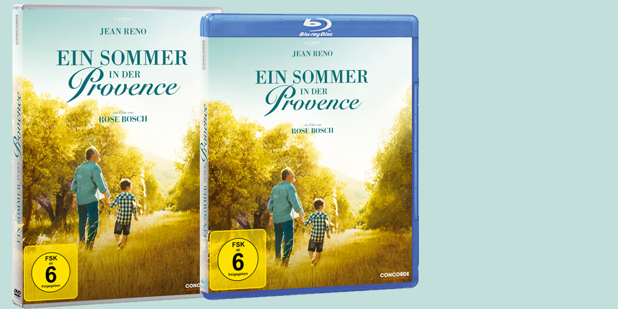 Ein Sommer in der Provence-Jean Reno-Eurovideo-kulturmaterial