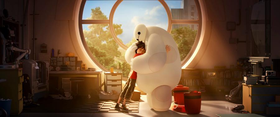Oscar Gewinner - Bester Animationsfilm - Baymax - Disney - kulturmaterial