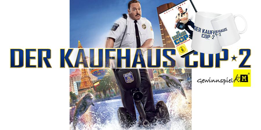 Der Kaufhaus Cop 2 - Sony - kulturmaterial