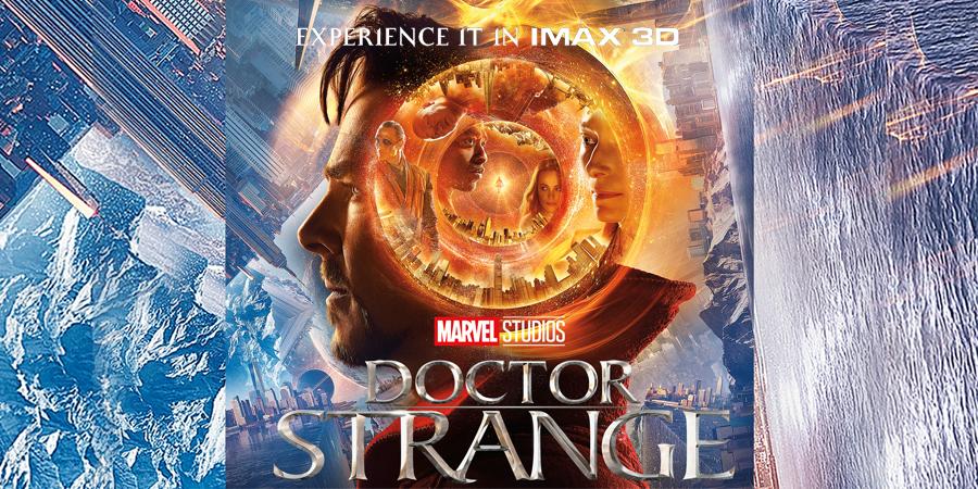 IMAX Kino - Doctor Strange - Marvel - kulturmaterial