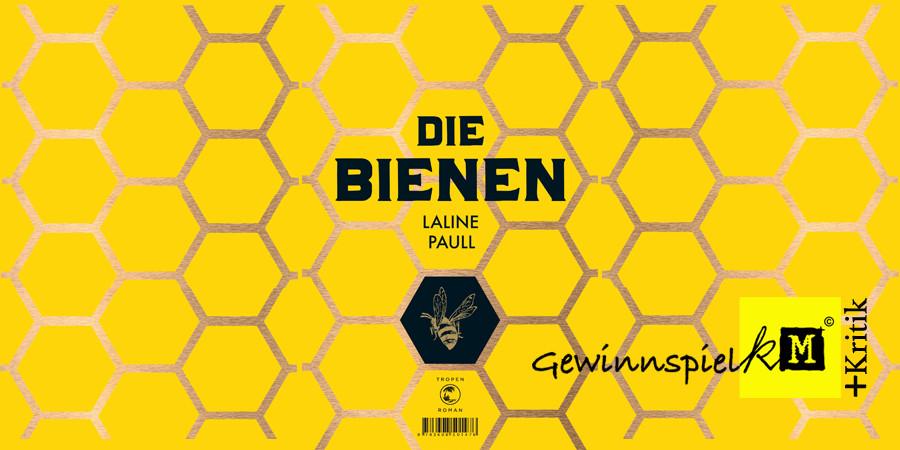 Die Bienen - Laline Paull - Klett-Cotta - kulturmaterial