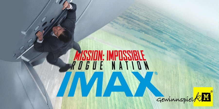Mission Impossible 5 IMAX Rogue Nation - Paramount - kulturmaterial