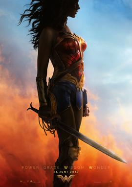 Wonder Woman - Warner Bros - kulturmaterial