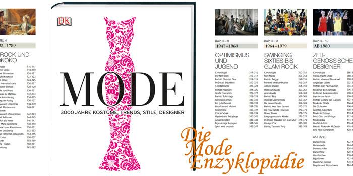 Mode Buch 3000 Jahre Kostüme Trends Stile Designer, Dorling Kindersley Verlag - kulturmaterial