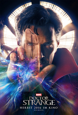 Doctor Strange - Benedict Cumberbatch - Marvel - kulturmaterial