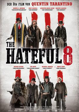 The Hateful 8 - Quentin Tarantino - Universum - kulturmaterial