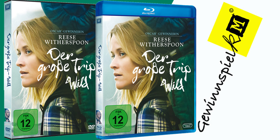 Wild - Der grosse Trip - Blu-ray - Reese Witherspoon - 20th Century Fox - kulturmaterial