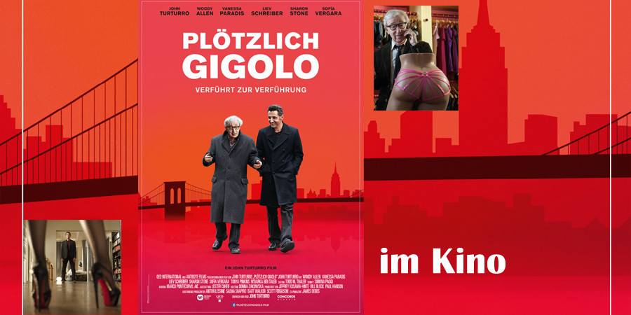 Plötzlich Gigolo-Fading Gigolo-John Turturro-Woody Allen