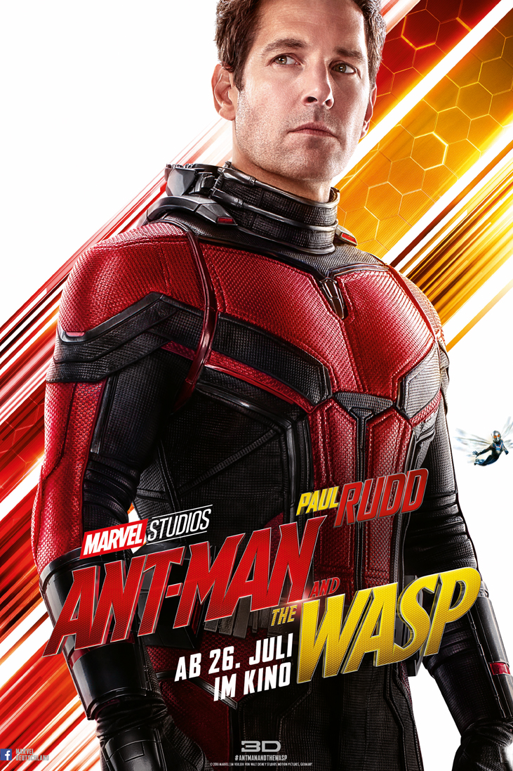 ANT-MAN AND THE WASP - SCOTT LANG_ANT-MAN_Paul Rudd - Marvel - kulturmaterial