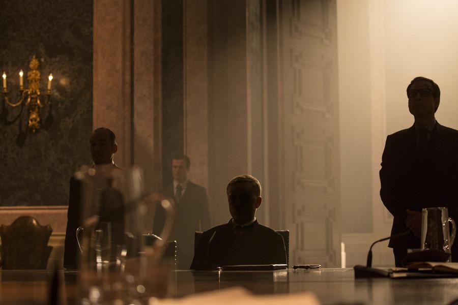 Spectre - Bond 24 - Christoph Waltz - Sony - kulturmaterial