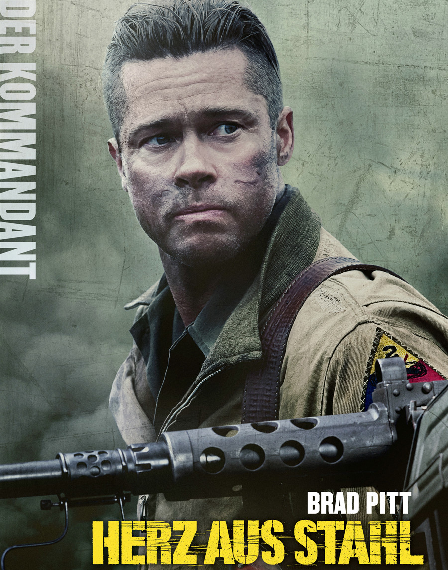 Brad Pitt © SONY Home Entertainment
