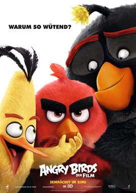 Angry Birds im Kino - Sony - kulturmaterial