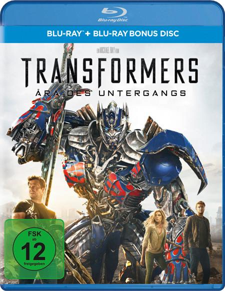 Transformers 4-Ära des Untergangs-Gewinnspiel-kulturmaterial