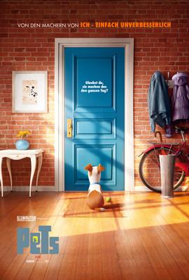 PETS im Kino - Universal - kulturmaterial