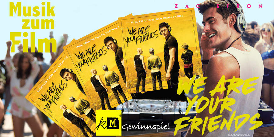 We are your Friends - Film - Zac Efron - Studiocanal - kulturmaterial