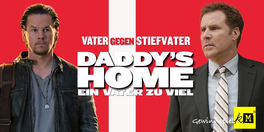 Will Ferrell in Daddys Home - Ein Vater zu viel mit Mark Wahlberg - Paramount Pictures - kulturmaterial