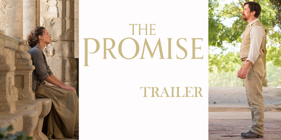 The Promise Trailer - Capelight Pictures - kulturmaterial