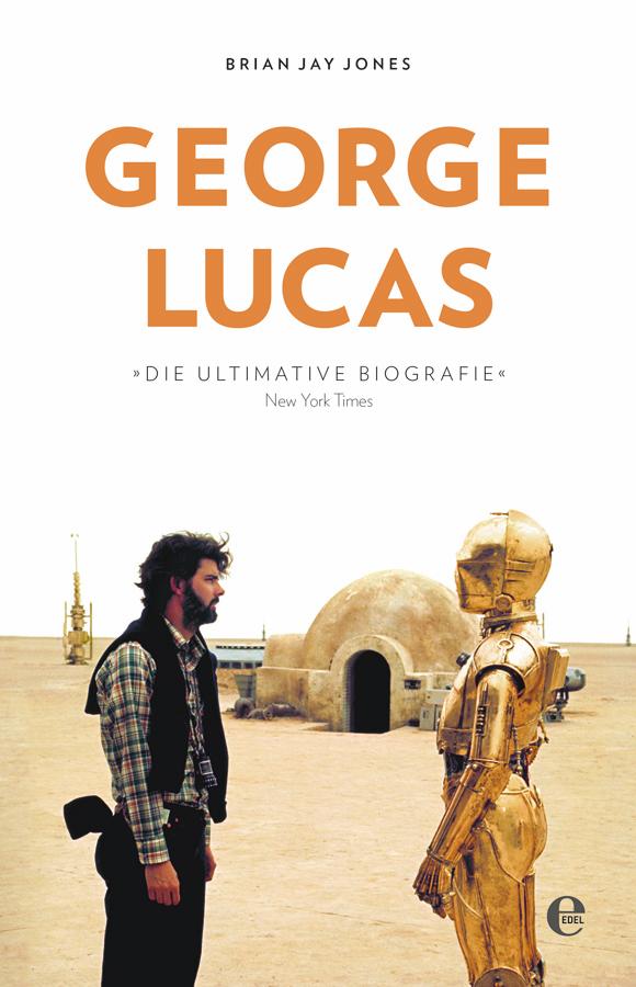 George Lucas Biografie Gewinnspiel Verlosung - Edel Verlag - kulturmaterial