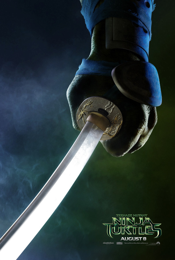 Leonardo: Schwert