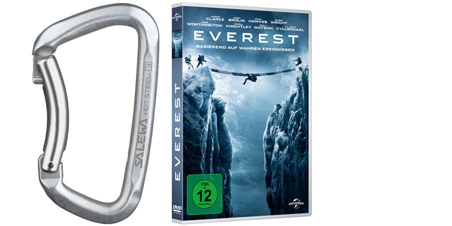 Everest Blu-ray - Universal - kulturmaterial - Fan Artikel Gewinnspiel
