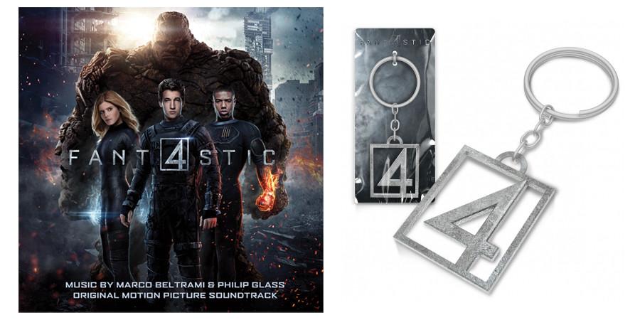 Fantastic Four Gewinnspiel - Miles Teller - Kate Mara - Marvel - Constantin - kulturmaterial - Fan Artikel