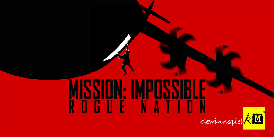Mission Impossible 5 Rogue Nation - Tom Cruise - Rebecca Ferguson - Paramount - kulturmaterial