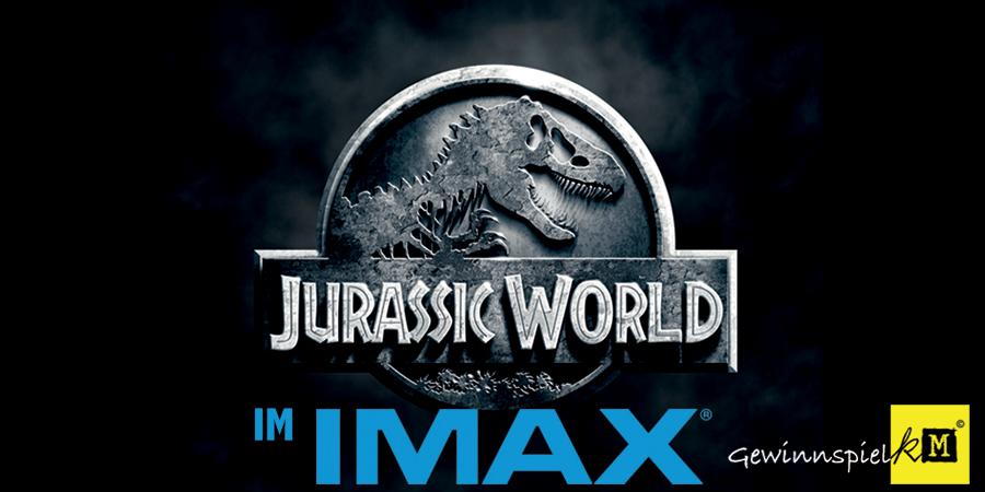 Jurassic World im IMAX - Gewinnspiel - Universal - kulturmaterial
