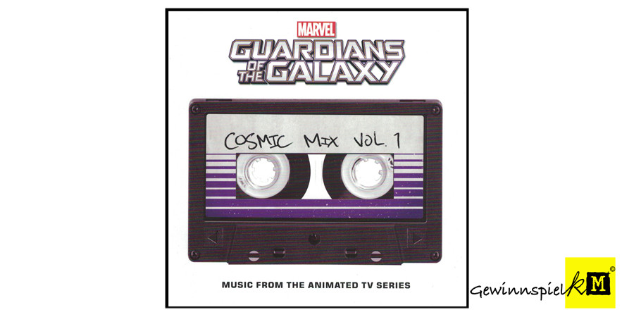 Disney XD Guardians Of The Galaxy Serie - Universal Music - kulturmaterial