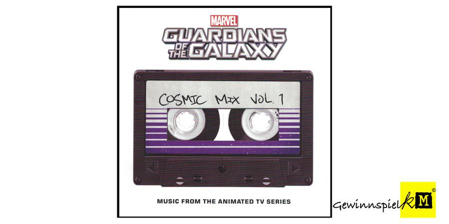 Disney XD Guardians Of The Galaxy Serie - Universal Music - kulturmaterial