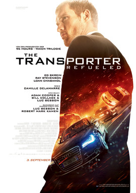 The Transporter Refueled - Universum - kulturmaterial